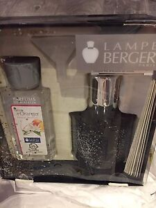Lampe Berger complete oil diffuser set-NEW NEVER USED!