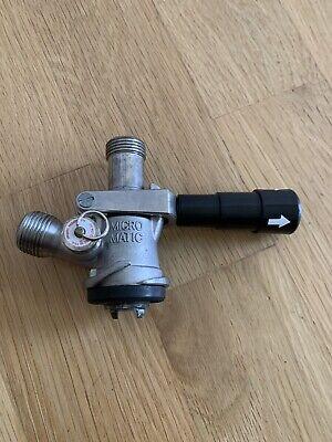 Beer Keg Taps Micro Matic Keg Coupler Micro Brew