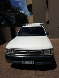 1999 Toyota Hilux Ute Griffith South Canberra Preview