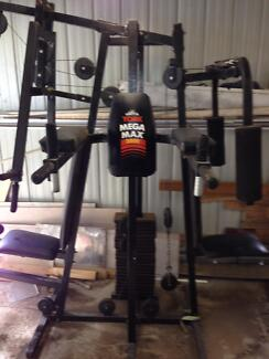 Home gym York in good condition Rutherford Maitland Area Preview