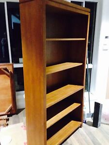 Solid wood shelve Casula Liverpool Area Preview