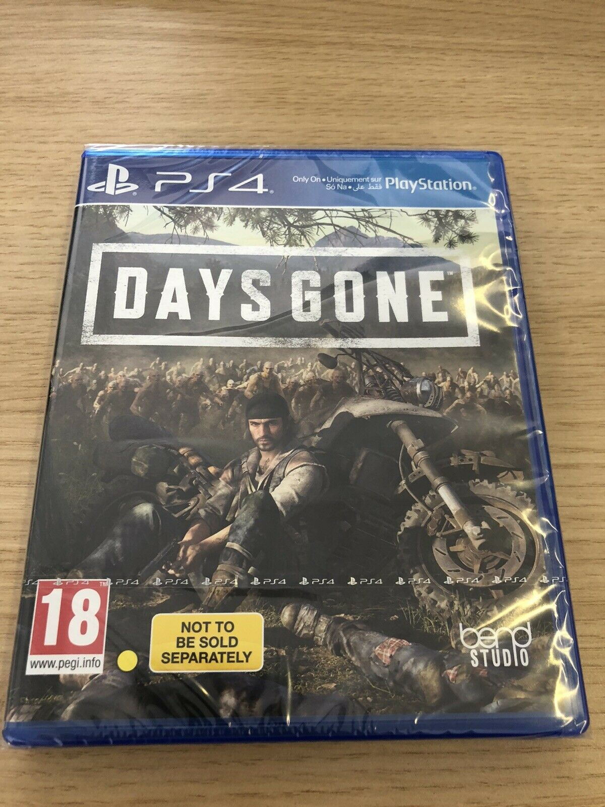 Days Gone (PS4) New & Sealed - In Stock Now - PAL - Region Free