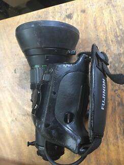 Fujinon vgrip tv camera zoom lens 8.5-119mm