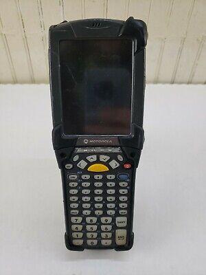 Motorola Symbol Mc9090 Wireless Laser Barcode Scanner W Windows Mobile