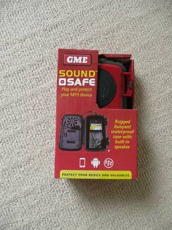 GME Sound and Safe Waterproof Protection for MP3 Blakehurst Kogarah Area Preview