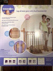 Stair Gates Buy Or Sell Baby Items In Edmonton Kijiji Classifieds