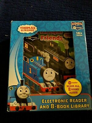 Thomas the Train Books Story Me Electronic Reader 8 Titles Ages 3+ Easy to Use