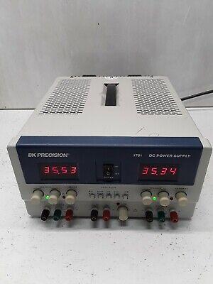 Bk Precision Model 1761 Triple Output Power Supply