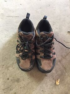 Workload steel toe boots great condition size 7