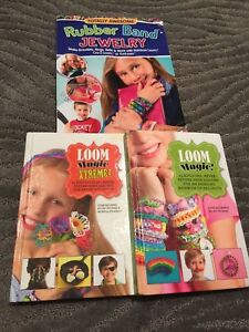 Rainbow Loom books