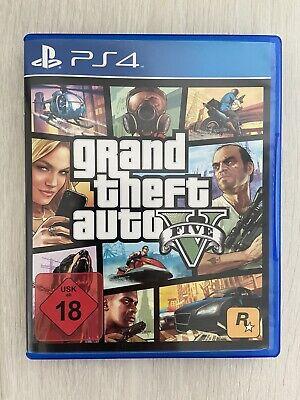 Grand Theft Auto V PS4 — Sehr Gut — GTA 5 für Playstation 4 - Grand Theft Auto 5