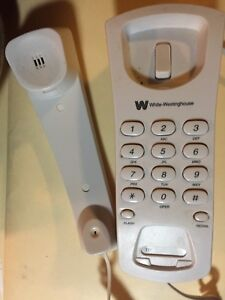 White Westinghouse compact Phone