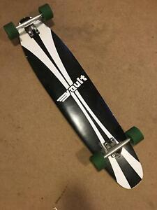 Longboard skateboard
