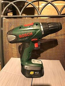Bosch Cordless 18V Drill Hughesdale Monash Area Preview