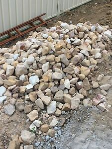 Gabion sandstone Dapto Wollongong Area Preview