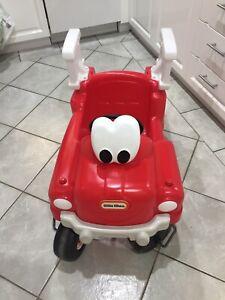 Baby little Smart Trike car