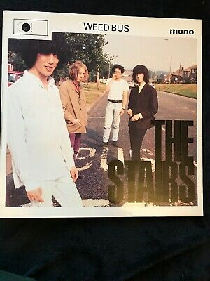 "The Stairs Weed Bus 12"" Vinyl Record LP MONO 1991 4 Track 1st Press EX/EX segunda mano  Embacar hacia Mexico"