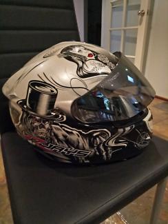 Motorcycle Helmet - RJays