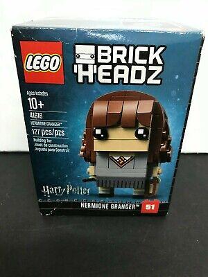 LEGO #41616 Harry Potter Hermione Granger Brick Headz Sealed