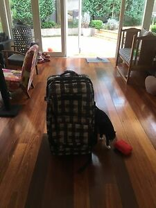 Large Burton Suitcase Greenwich Lane Cove Area Preview