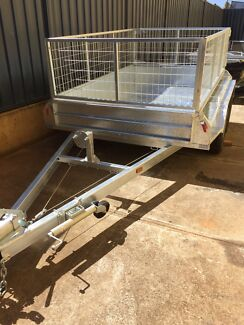 8x5 TANDEM TRAILER FOR HIRE Hoppers Crossing Wyndham Area Preview