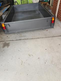 6×4 trailer