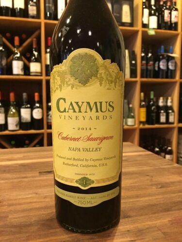 2019 Caymus  Cabernet Sauvignon ***6 Bottle*** Wine