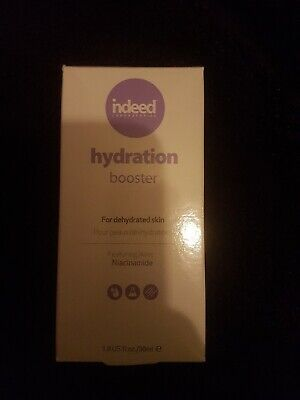NEW Indeed Laboratories Hydration Booster 30ml