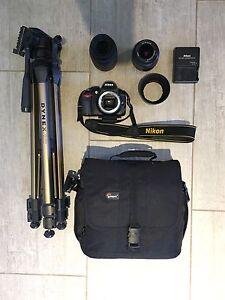Camera & Equiment