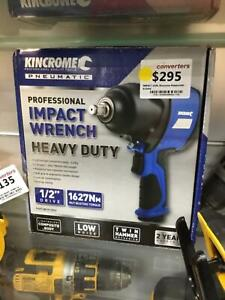 Kinchrome Pneumatic Impact Wrench Gawler Gawler Area Preview