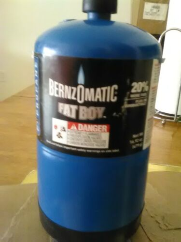 Bernzomatic 16.92oz Propane