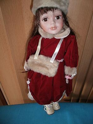 Porzellan-Puppe Sammel-Edition