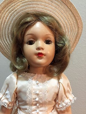 "R&B Arranbee Nancy Lee 18"" Composition Doll"