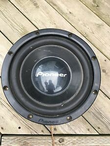 """Pioneer 12"""" sub for sale"""