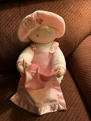 Pink Baby Gund Doll Peek A Boo Dolly Moves Talks