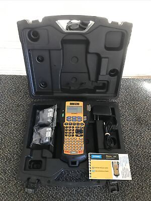 Dymo Rhino 5200 Industrial Thermal Label Maker Carrying Case - Free Shipping