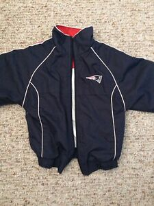 New England Patriots spring jacket