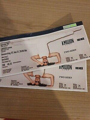 Hallo Ich Verkaufe hier die 2 Tickets Für Apache 207 Tour 2021 beide zusammen :)