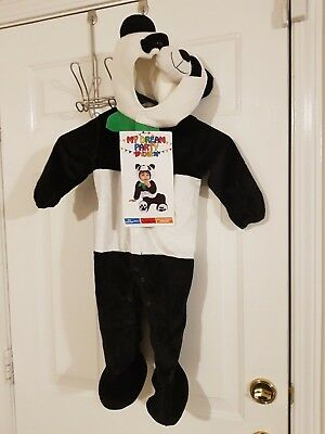 JFEELE Panda Bear Costume for Baby Boys and Girls 12 to 18 Months - Bear Costumes For Babies