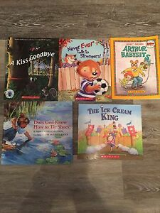 KIDS BOOK LOT (most new) $5 TAKES ALL