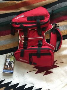 New Canine Equipment Dog Pack (Small: 30 - 55lbs)