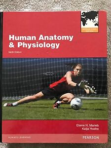 Human Anatomy and Physiology Textbook Toowong Brisbane North West Preview