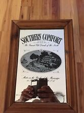 Southern Comfort Bar Mirror Genuine No 2$ shop item Mancave Waterford Logan Area Preview