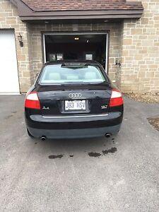 Audi a4 2003 1.8t encore fonctionnel 500$