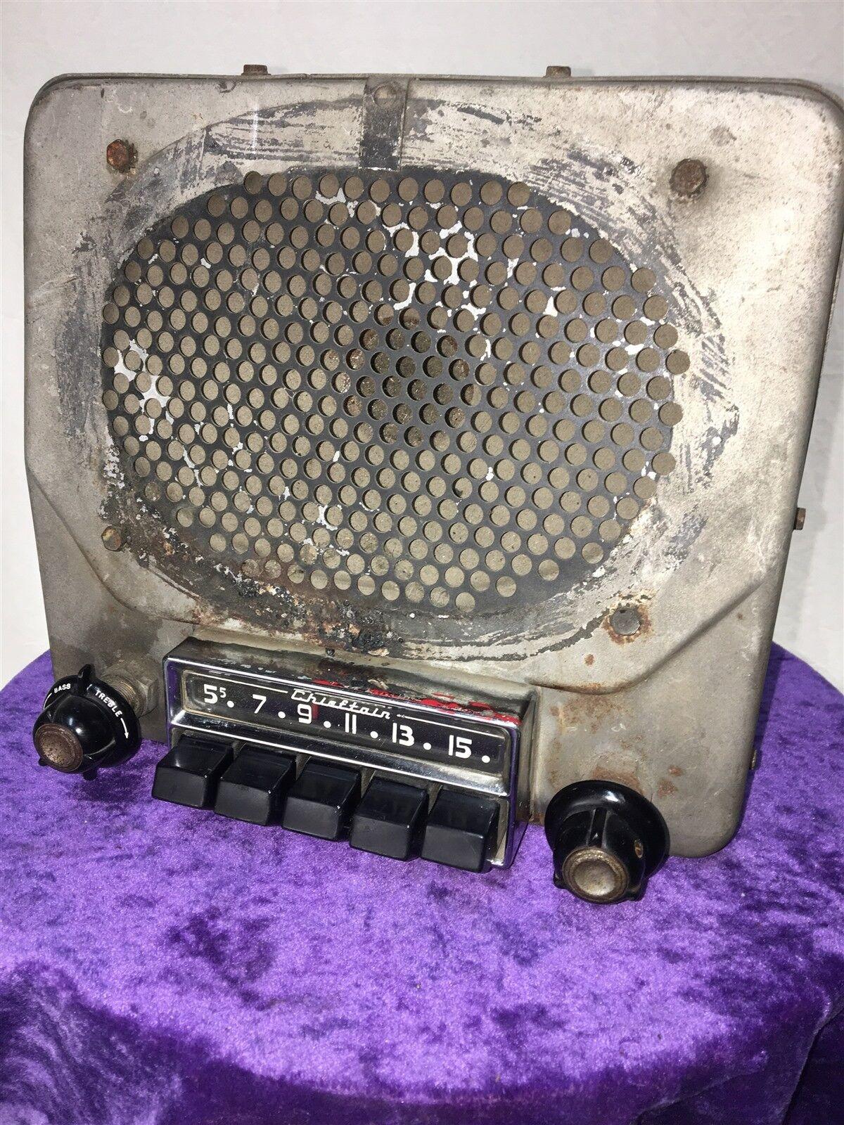 1949 1950 1951 PONTIAC Chieftain 894570 B30-A RADIO