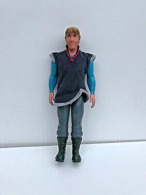"Disney Frozen Kristoff Figure Doll 12"" dressed Mattel 2012"
