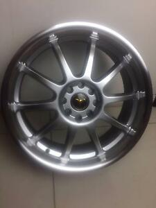 "17"" OXWHEELS WHEEL AND TYRE PACKAGE UNDER $1000 Fawkner Moreland Area Preview"