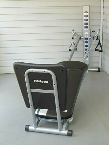 """""""Total Gym"""" FIT Select, Basic Gym (Frame,Glideboard,Handles,& XL Squat Stand)"""