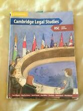 Cambridge Legal Studies HSC 3rd Edition Westmead Parramatta Area Preview