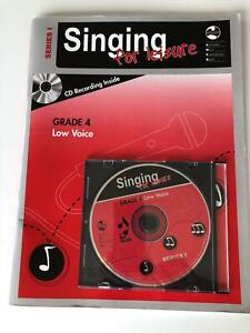 Creative Ameb Singing For Leisure Series 1 Musical Instruments & Gear Grade 3 High Voice